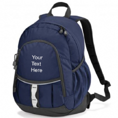 Personalised Backpack All Purpose Pursuit QD57
